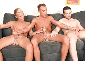 Gay Handjob Pictures